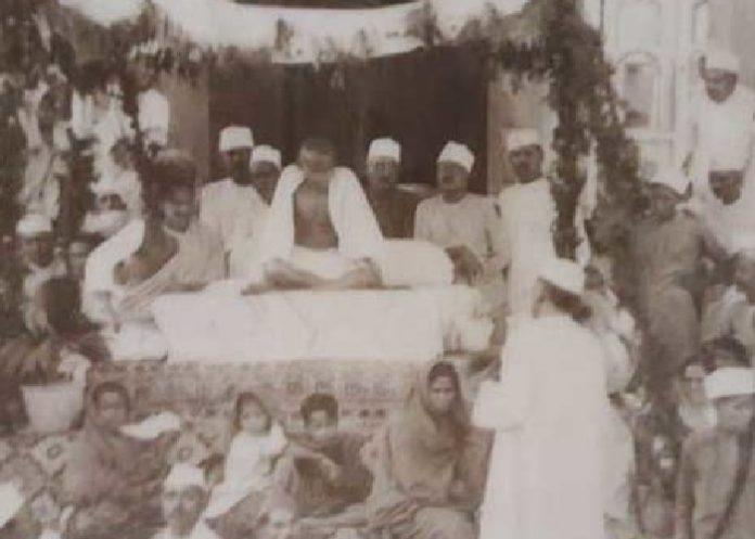 संदर्भ प्रसंग विचार- *बापू की पुण्यतिथि पर*-गांधी की धर्मनिरपेक्षता