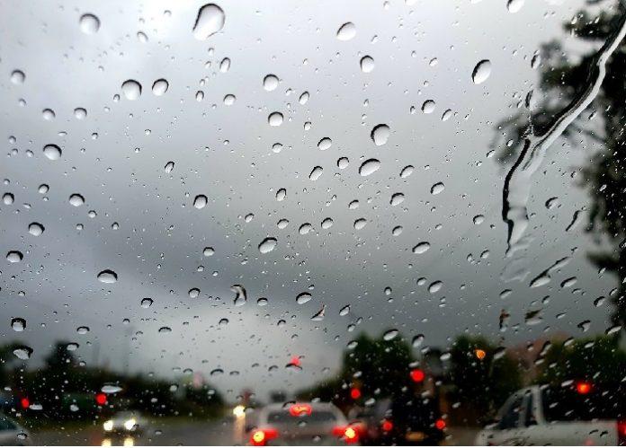 illustrative image rainfall 2021